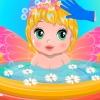 Baby Bonnie Flower Fairy