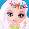 Baby Barbie Mermaids Land