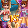 Annie Mermaid Vs Princess