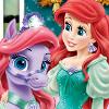 Ariel and Seashell Palace Pets