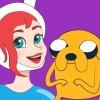 Ariel Adventure Time Fan