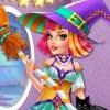 Audrey Halloween Witch