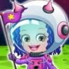 Baby Hazel Astronaut Dress