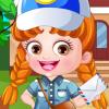Baby Hazel Postwoman Dress