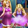 Barbie And Rapunzel Pregnant Wardrobe