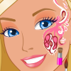 Barbie Magical Face Painting