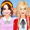 Barbie Nerdy College Girl