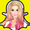 Barbie Snapchat Fun