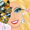 Barbie's Glam Ball Makeup