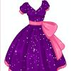 Barbie Super Sparkle Dressup