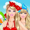 Barbie At The Beach