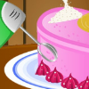 Cooking Magic Birthday Cake