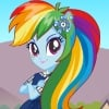 Dashie Pony Makeup