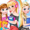 Disney Girls Back To School