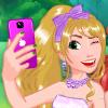 Disney Princess Selfie