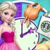 Elsa Round The Clock Fashion