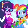 Equestria Girls: Back To School