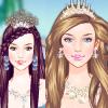 Mermaid Princess Hairstyles