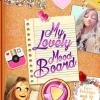 My Lovely Mood Board