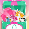 My Little Pony Friendship Necklace