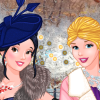 Princesses Welcome Winter Ball