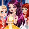 Princesses BFFs Night