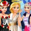 Princess Halloween BFFs Spree