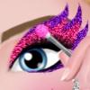 Super Barbie Sparkling Makeup